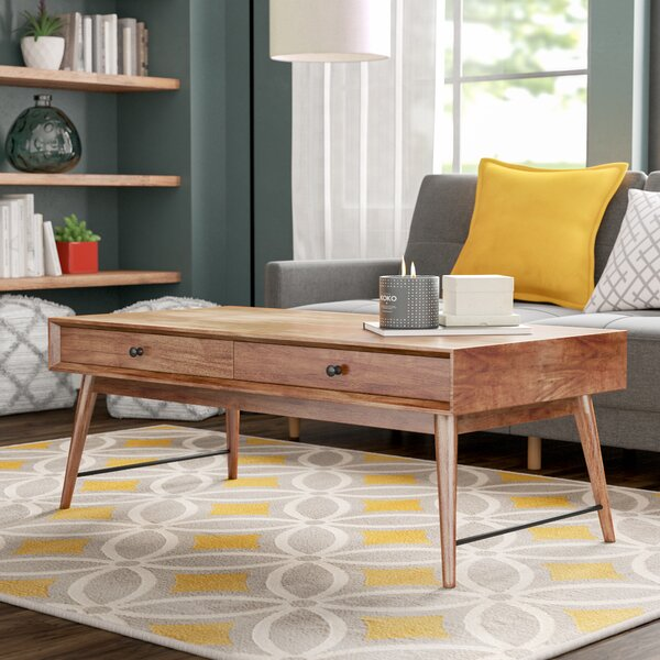 Andersen Coffee Table by Mercury Row