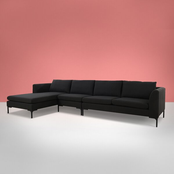 Dunder Modular Sectional By Brayden Studio