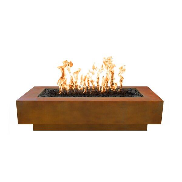 Coronado Steel Fire Pit by The Outdoor Plus