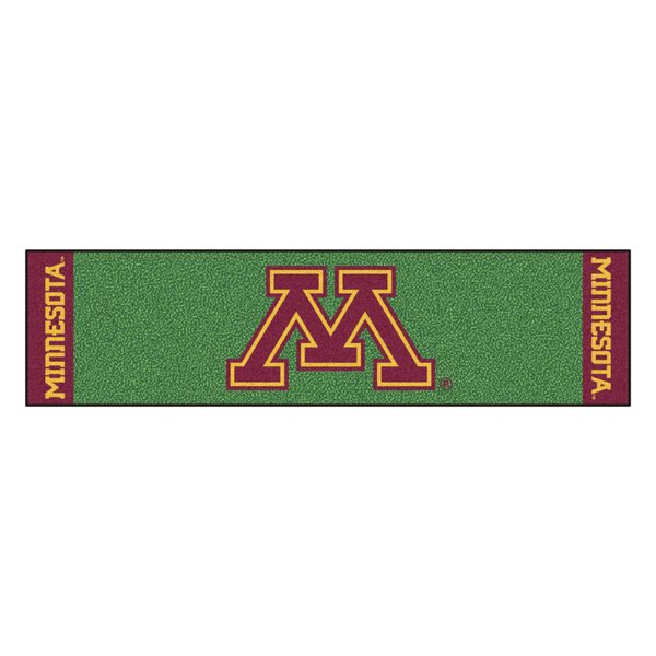 NCAA University of Minnesota Putting Green Doormat by FANMATS