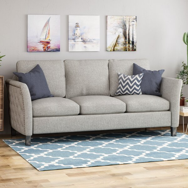 Excellent Reviews Mccoll Sofa by Charlton Home by Charlton Home