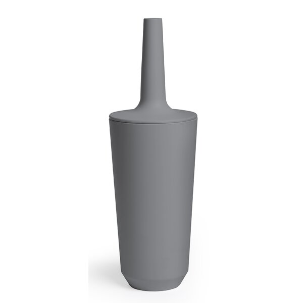 Corsa Free Standing Toilet Brush and Holder by UmbraCorsa Free Standing Toilet Brush and Holder by Umbra