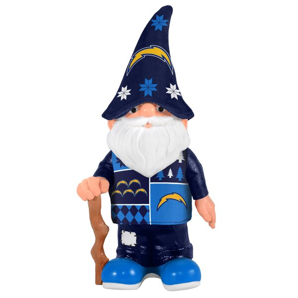 NFL Real Ugly Sweater Gnome Statue by Forever Collectibles