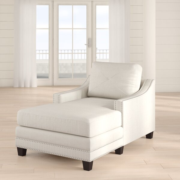 Galveston Chaise Lounge By Darby Home Co