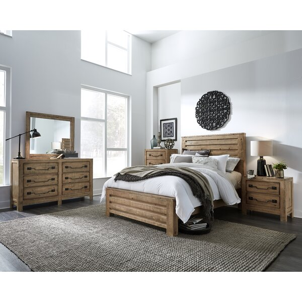 Chaffin Standard Bed by Gracie Oaks