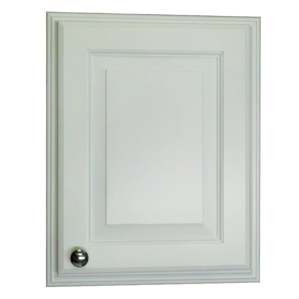 Baldwin 15.5 W x 25.5 H Recessed Cabinet by WG Wood Products