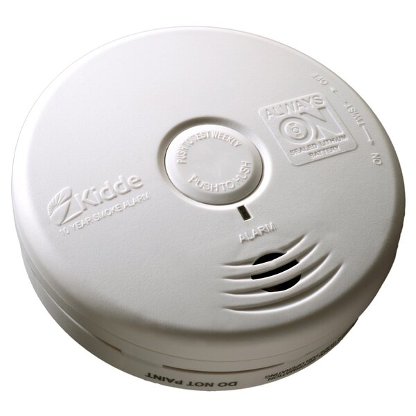 Living Area Smoke Alarm by Kidde