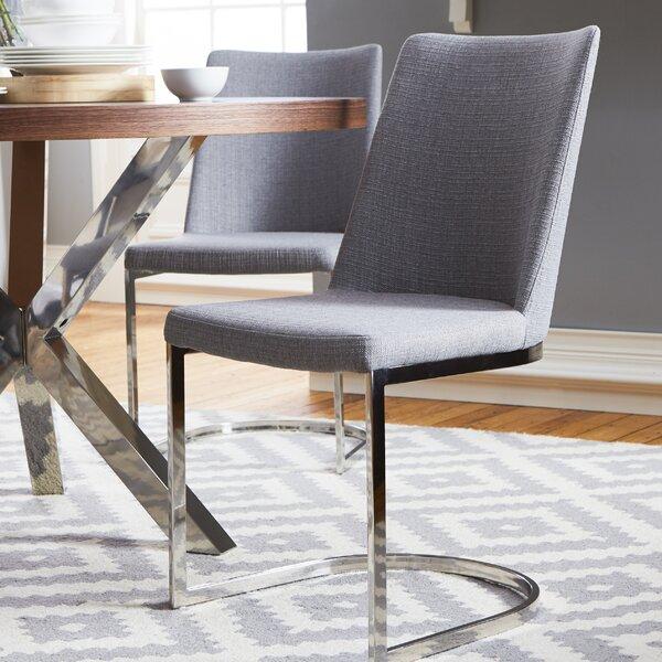 Farranacushog Upholstered Dining Chair (Set of 2) by Corrigan Studio