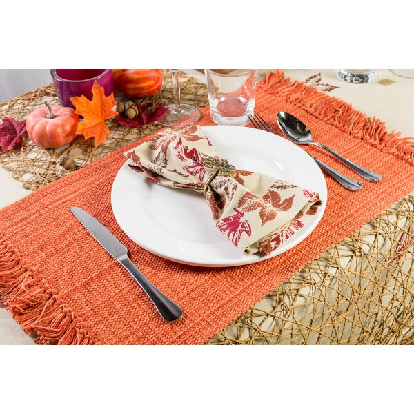 Bethalto Spice Placemat (Set of 6) by Alcott Hill