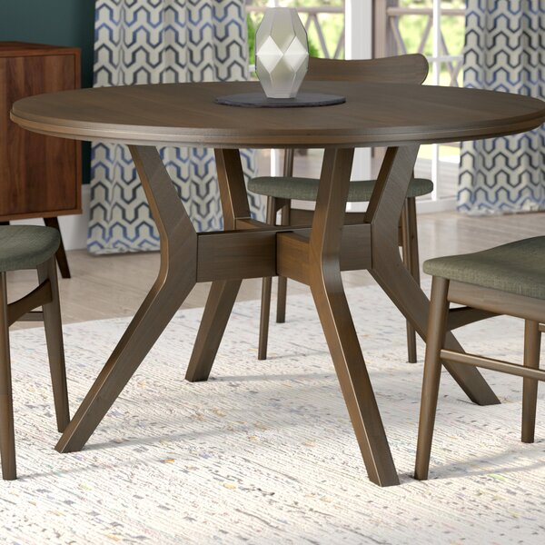 Fifty Acres Round Dining Table by Langley Street