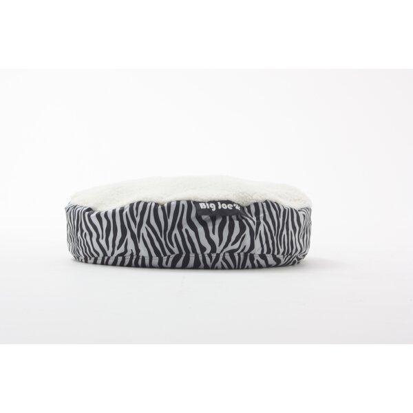 Big Joe Zebra SmartMax Dog Pillow by Comfort Research
