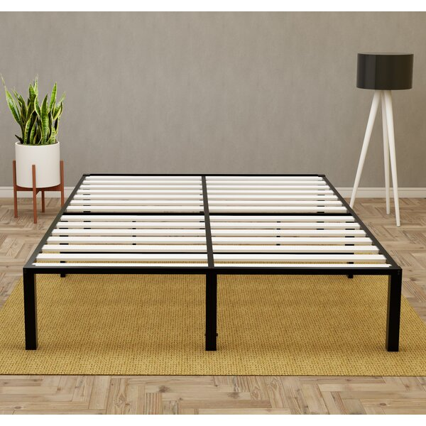 Guerin Bed Frame by Alwyn Home