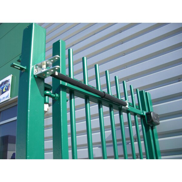 TB250 Adjustable Hydraulic Gate Closer by Lockey USA