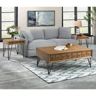 Affordable Bayle 3 Piece Coffee Table Set By Laurel Foundry Modern Farmhouse