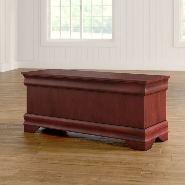 Robbins Flip Top Storage Bench By Red Barrel Studio