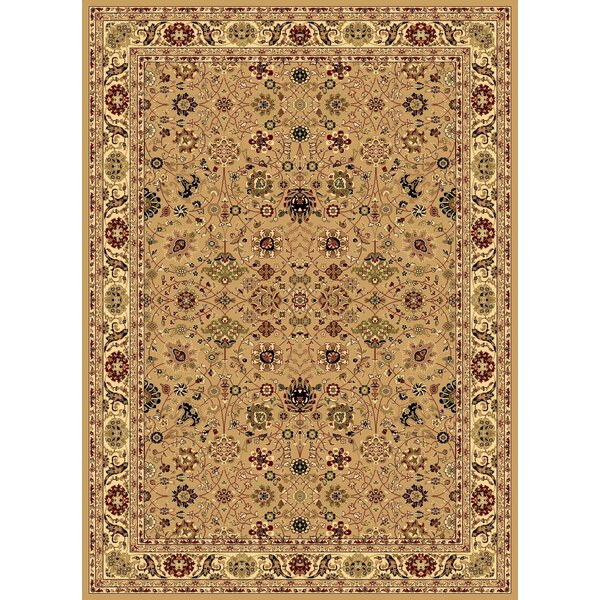 Gloucester Tan Area Rug by Threadbind