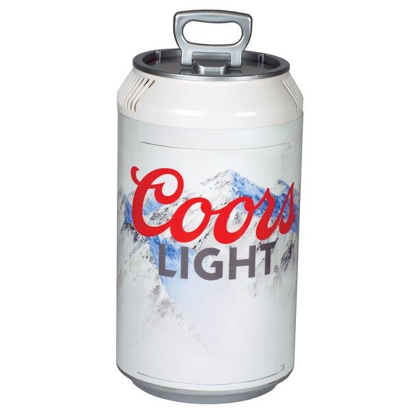 Coors Light Mini Compact Refrigerator by Koolatron