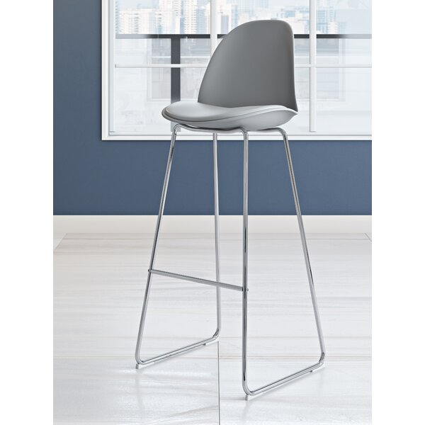 Courtdale 32.35 Bar Stool (Set of 2) by Brayden Studio