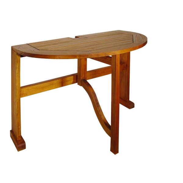 Terrace Mates Caleo Half Round Dining Table by Blue Star Group