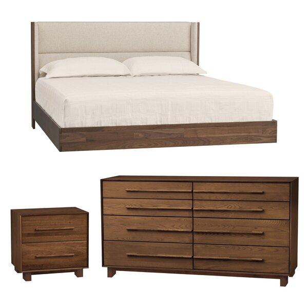 Sloane Platform Configurable Bedroom Set by Copeland Furniture