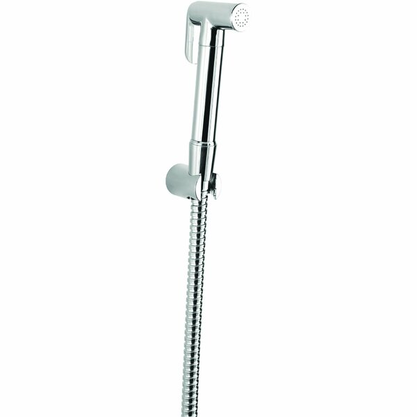 Handheld Brass Vertical Spray Bidet Faucet Less Handles by AGM Home Store
