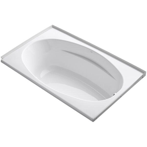 Alcove 60 x 36 Soaking Bathtub by Kohler