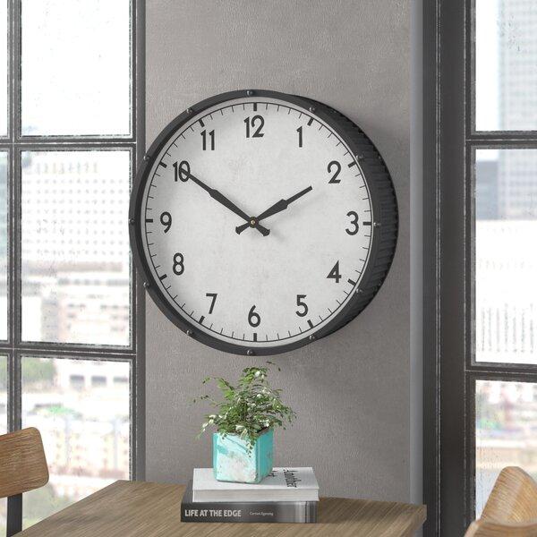 22 Wall Clock by Trent Austin Design