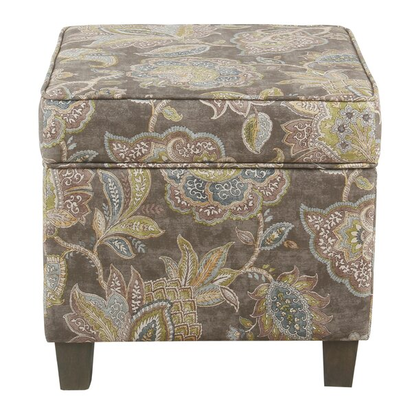Juergens Square Storage Ottoman By Winston Porter