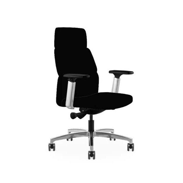 Vero Ergonomic Genuine Leather Executive Chair