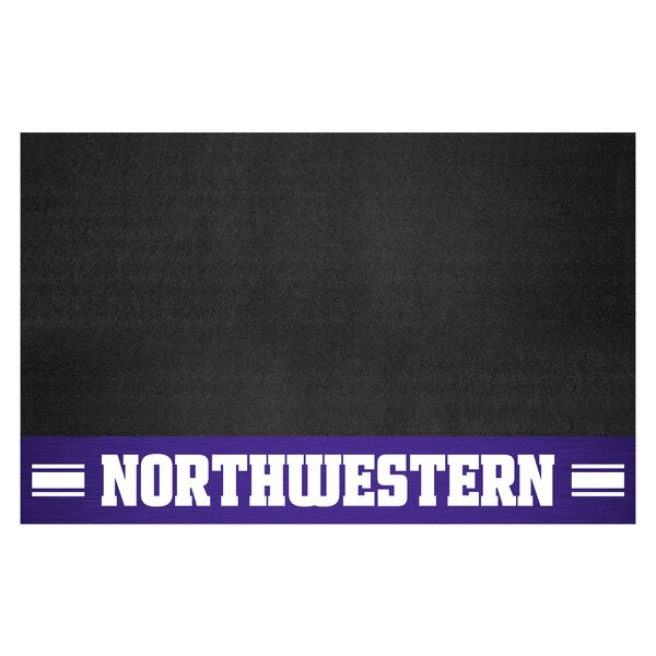 Northwestern University Grill Mat by FANMATS
