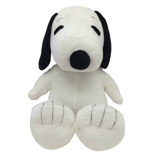 Snoopy Toddler Buddy Pillow by Peanuts