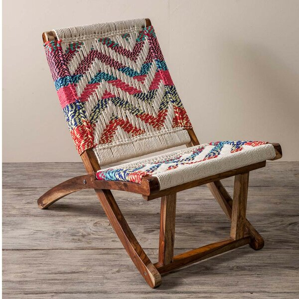 Arborway Patio Chair by Bungalow Rose