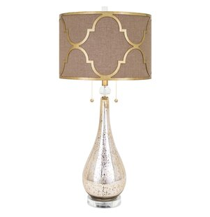 Inexpensive Evienne 33 Table Lamp By House of Hampton