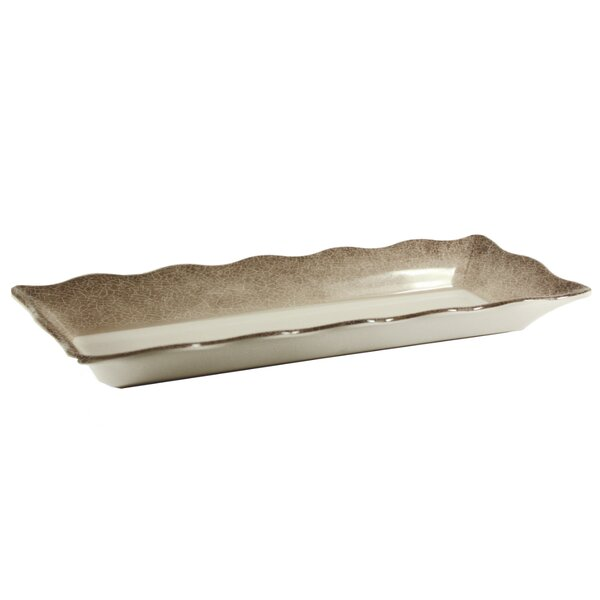 Hector Rectangular Platter by Bloomsbury Market