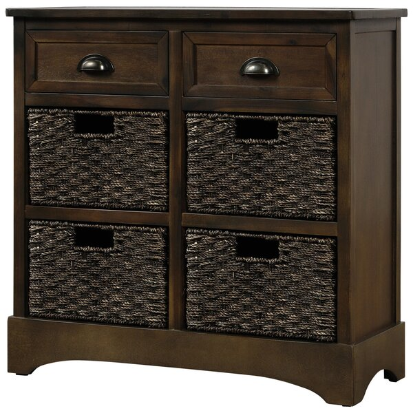 Lewiston 6 Drawer Accent Chest By Bay Isle Home