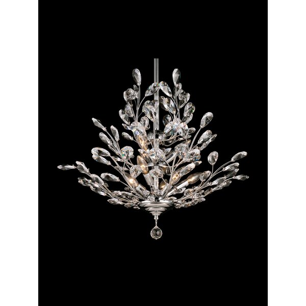 Ligon 9-Light Candle Style Tiered Chandelier By Rosdorf Park
