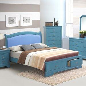 Corbeil Upholstered Platform Bed