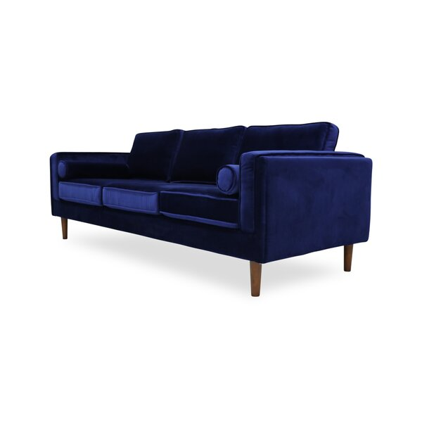 New Look Style Lindel Standard Sofa by Everly Quinn by Everly Quinn
