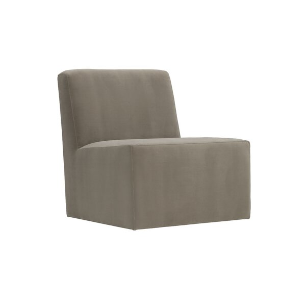 Highland Park Swivel Slipper Chair By Bernhardt