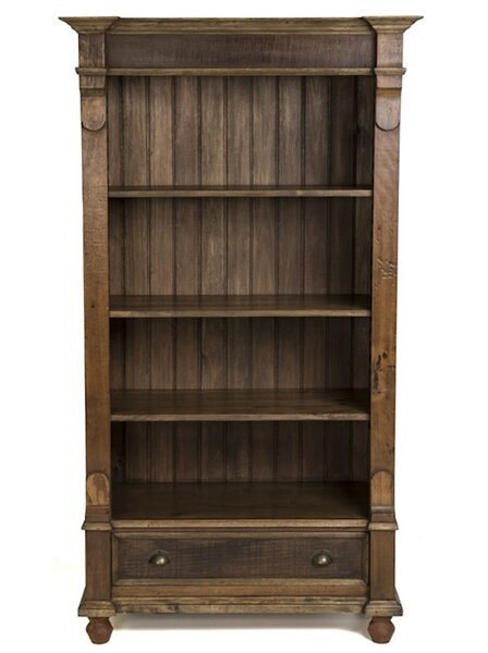 Rumsey Standard Bookcase by Loon Peak
