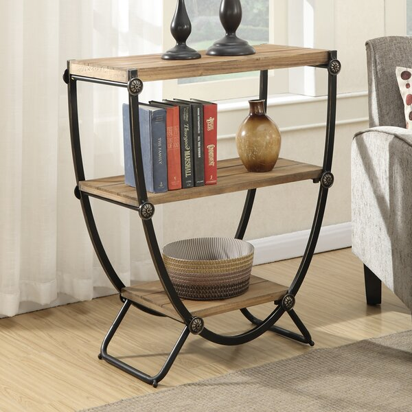 Madelynn 3 Tier Cube Unit Bookcase by Mistana