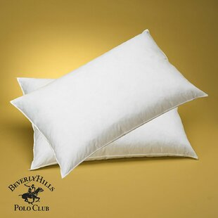 Down and Feathers Standard Pillow by Alwyn Home