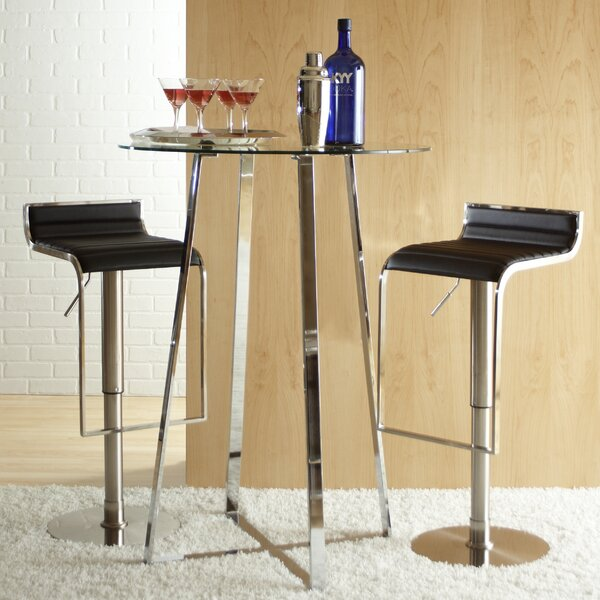 Bannerdown 3 Piece Pub Table Set by Orren Ellis