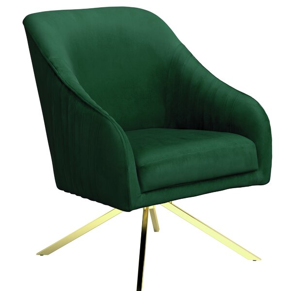 Portola Accent Chair By Everly Quinn