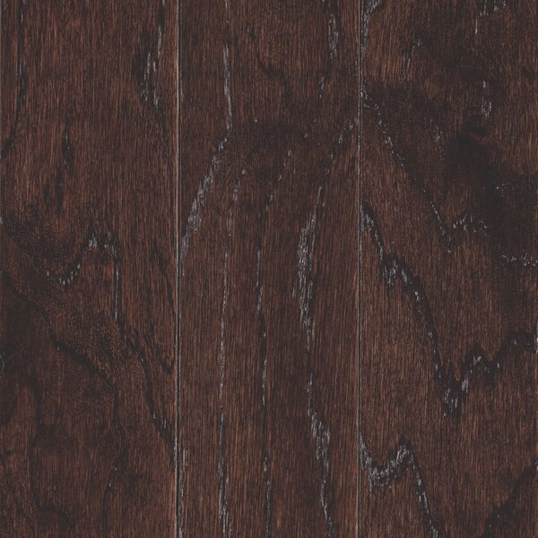 American Loft Random Width Engineered Oak Hardwood Flooring in Brandy by Mohawk Flooring