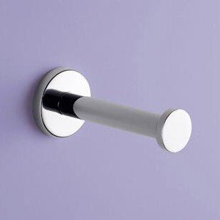 Felce Toilet Paper Dispenser in Chrome