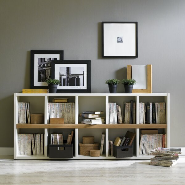 Techny Avery Cube Unit Bookcase by Boraam Industries Inc