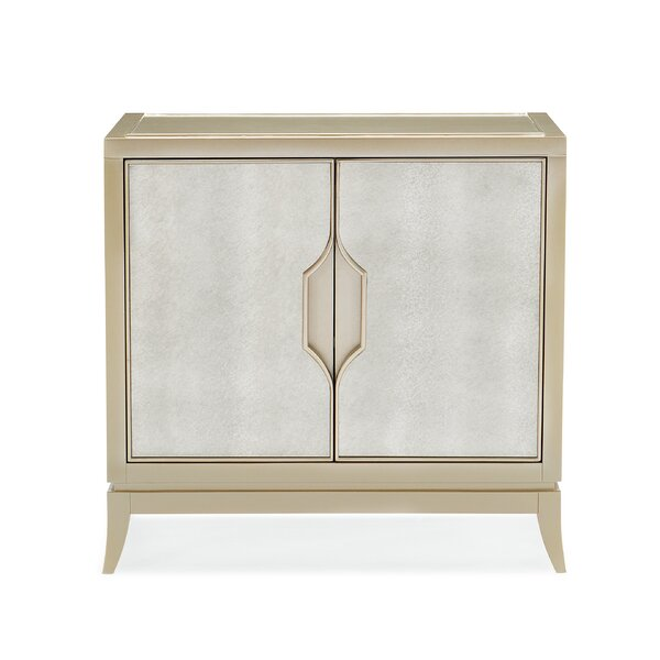 Adela 1 Drawer Nightstand by Caracole Compositions