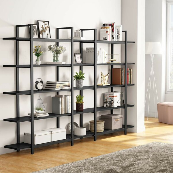 Pirtle Etagere Bookcase by Williston Forge