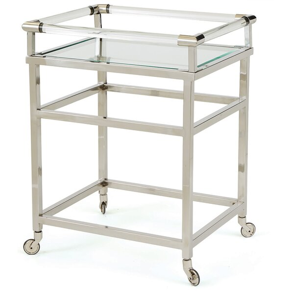 Harkness Bar Cart by Wade Logan
